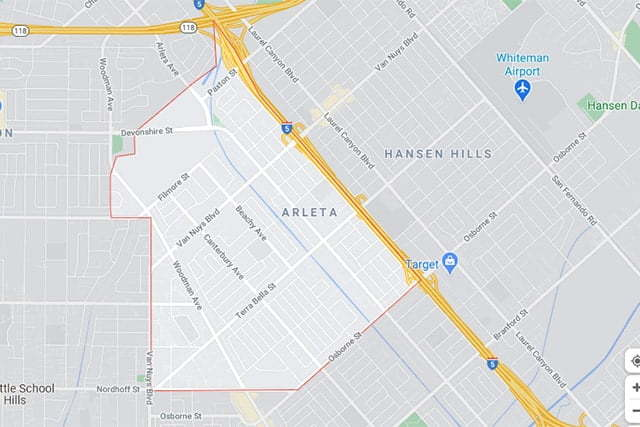 Laundry Pick Up and Delivery in Arleta CA