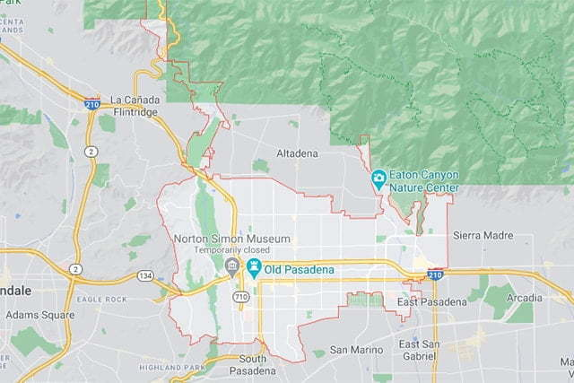 Laundry Pick Up and Delivery Services in Pasadena, CA