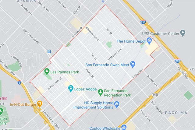 Laundry Pick Up and Delivery Services in San Fernando, CA